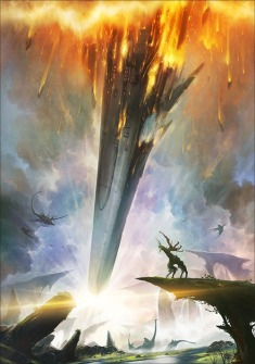 Xenoblade Chronicles X - Feb 5 Concept 1