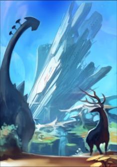 Xenoblade Chronicles X - Feb 5 Concept 3