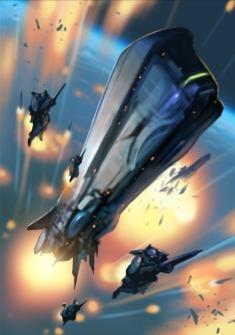 Xenoblade Chronicles X - Feb 5 Concept 4