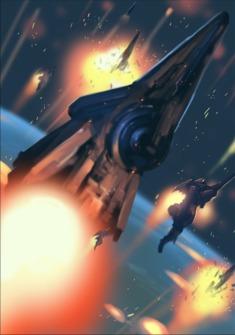 Xenoblade Chronicles X - Feb 5 Concept 5