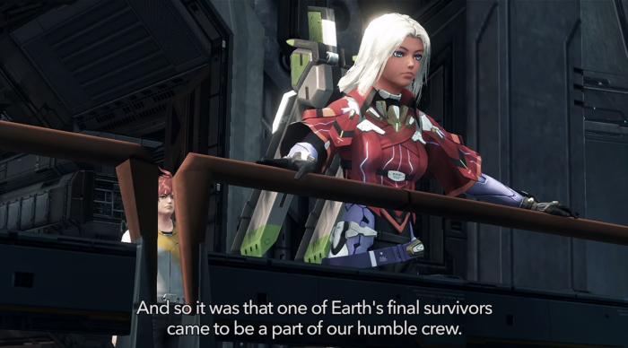 Xenoblade Chronicles X - Final Survivor