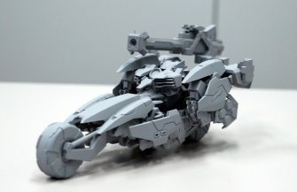Xenoblade Chronicles X - FORMULA Toy - Bike