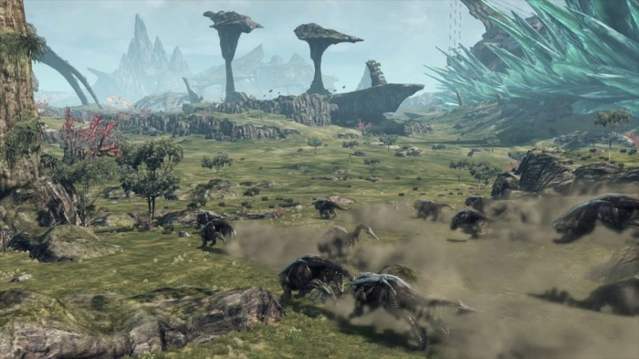 Xenoblade Chronicles X - Nov 5 Screen 3