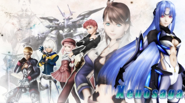 Xenosaga Episode I - Characters