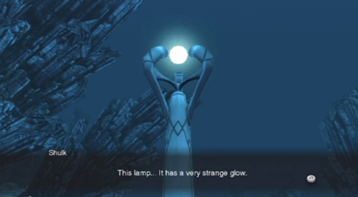 Xenoblade Novelisation 033 - Glowing Lamp