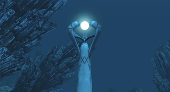 Xenoblade Novelisation 033 - Glowing Obelisk