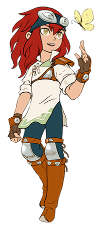 Monster Hunter Stories - 15-09-03 - Character Boy Friend