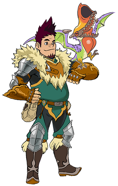 Monster Hunter Stories - 15-09-03 - Rider