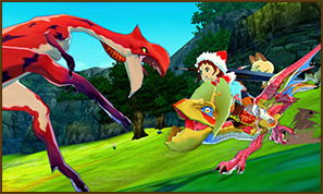Monster Hunter Stories - 15-09-03 - Website Bird Wyvern