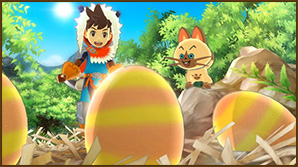 Monster Hunter Stories - 15-09-03 - Website Nest