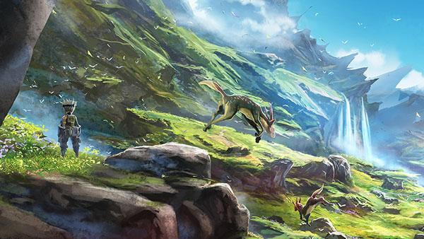 Monster Hunter Stories - 15-09-03 - Website Starter Area