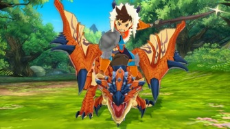 Monster Hunter Stories - Announcement 1