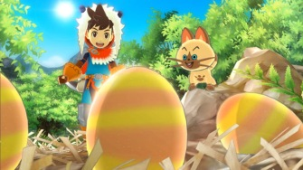 Monster Hunter Stories - Announcement 2