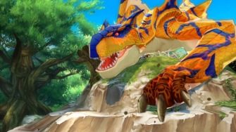 Monster Hunter Stories - Announcement 4