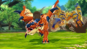 Monster Hunter Stories - Announcement 6