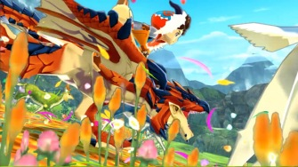 Monster Hunter Stories - Announcement 8