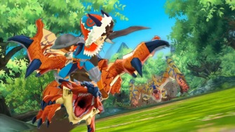 Monster Hunter Stories - Announcement 9