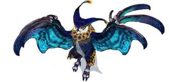 Monster Hunter Cross - 15-07-09 - Blue Owl