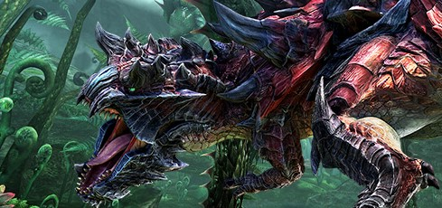 Monster Hunter Cross - 15-07-09 - Dinovaldo Art