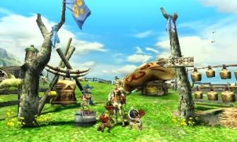 Monster Hunter Cross - 2015-07-16 - Beruna Felynes