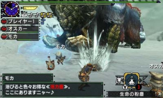 Monster Hunter Cross - 2015-07-16 - Popodrome