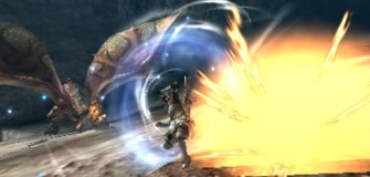 Monster Hunter Cross - 4-6-15 - Rath Explosion