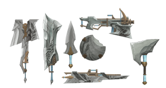 Monster Hunter Cross - 4-6-15 - Weapon Concept