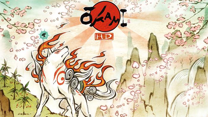 Okami HD - DIsplay Image