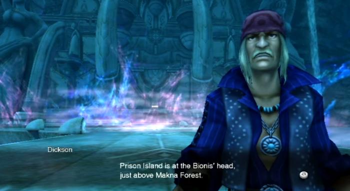 Xenoblade Novelisation 034 - Makna Forest