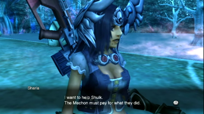 Xenoblade Novelisation 034 - Mechon Pay