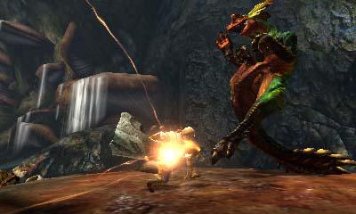 Monster Hunter X - Great Maccau Leap