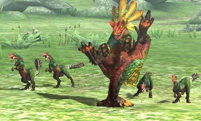 Monster Hunter X - Great Maccau Minions