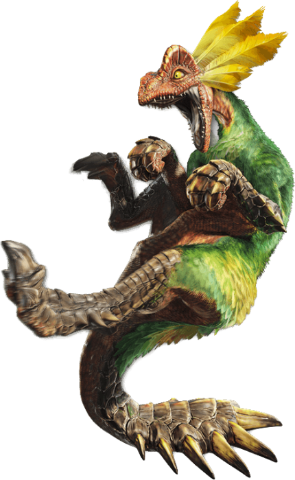 Monster Hunter X - Great Maccau Render