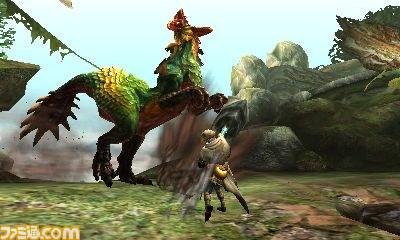 Monster Hunter X - Great Maccau Tail