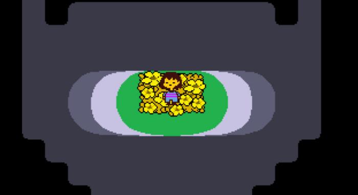 Undertale - Underground Flowers