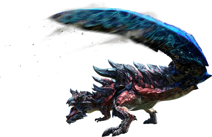 Monster Hunter X - Dinovaldo Render