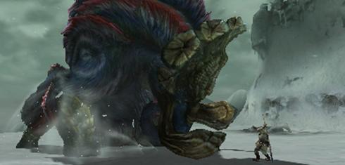 Monster Hunter X - Gamuto Size