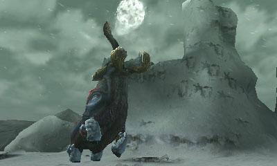 Monster Hunter X - Gamuto Snowball