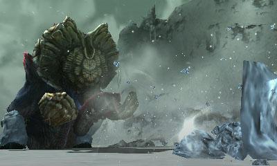 Monster Hunter X - Gamuto Trunk