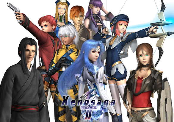 Review: Xenosaga Episo...