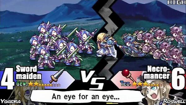 Yggdra Union - In Battle