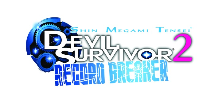 Shin Megami Tensei Devil Survivor 2 Record Breaker - Logo