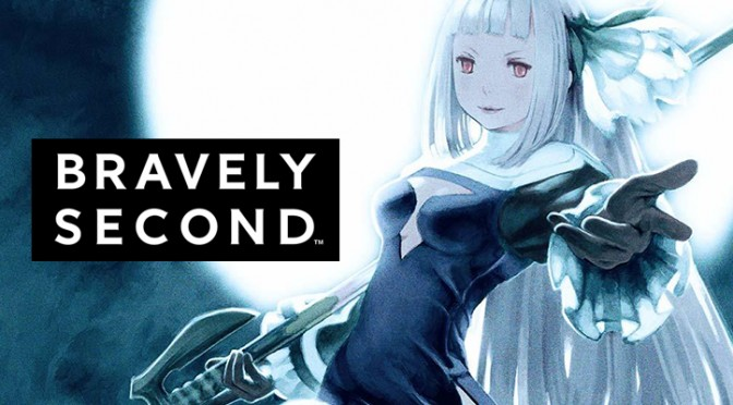 Bravely Second - Box